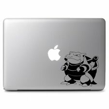 Blastoise Cartoon Decal Sticker for Macbook Air/Pro Dell HP Laptop Car Window