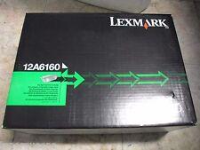 New ! Genuine Lexmark T620 T622 X620 High Yield Printer Toner Cartridge 12A6160