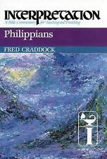 Philippians: Interpretation: A Bible Commentary for Teaching and Preaching (Hard