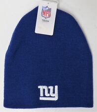 NFL Team Apparel New York Giants Stocking Cap - One Size - NEW