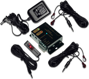 IR Repeater Dual Band Receiver for Cable and Satellite