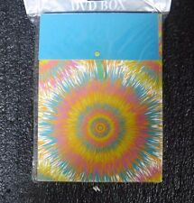 Lot Of (12) The Gift Wrap Company Tie Dye Bursts Dvd Box 6344-80 (M)