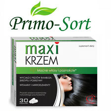 Maxi Silicon Dietary Supplement 30Capsules Microelements For Hair, Skin, Nails