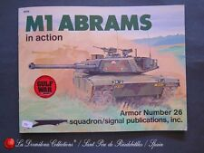 R09 - SQUADRON/SIGNAL PUBLICATIONS Armor No. 2026 M1 Abrams in Action