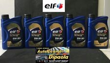 5 LITRI OLIO MOTORE ELF 5W30 EVOLUTION FULL-TECH FE ACEA C4 ORIGINALE RENAULT 5L