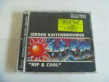 DENNIS MUSIC JEROEN KUITENBROUWER HIP & COOL RARE LIBRARY SOUNDS MUSIC CD