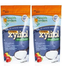 Health Garden Kosher Real Birch Xylitol 1 lb. Product of USA (Pack of 2)