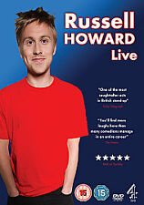 Russell Howard Live [DVD], Very Good DVD, ,
