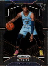 2019-20 Panini Prizm NBA Basketball Rookie Base Singles #248-300-Pick Your Cards