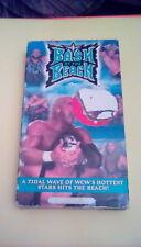 WCW 1999 Bash at the Beach VHS Chris Benoit Sid Vicious Buff Bagwell Kevin Nash