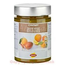 WIBERG Chutney Orange-Mango, 390g