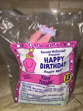 MCDONALDS TINY TOONS HAPPY BIRTHDAY HAPPY MEAL TOY