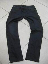 Womens Firetrap Blackseal AVA FLOWER SEXY SLIM Fit black Jeans Size W 30 L 32