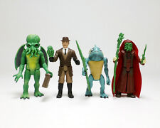 Legends of Cthulhu Action Figure Set Spawn of Cthulhu  Professor The Deep One