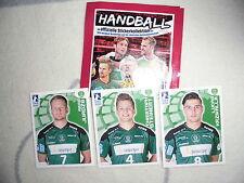 SC DHfK -  LEIPZIG - Victus Handball Bundesliga Sticker-- wie siehe fotos