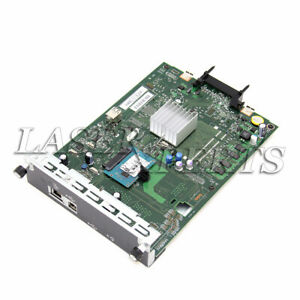 CE941-60001 Formatter board with 8GB SSD - CLJ Ent 500  / M551 aka CF097-60101