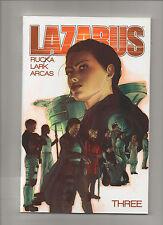 Lazarus: Vol 3 - TPB 1st Print - (Grade 9.2) 2015
