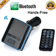 I6 sans-fil DOUBLE CHARGEUR USB LCD Mains-Libres Kit Voiture MP3 BLUETOOTH