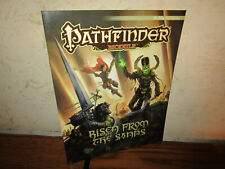 Paizo RPG Day 2014 Pathfinder Module: Risen from the Sands