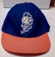 New York Mets Baseball Cap with Gulf Logo on the Back Adjustable Closure