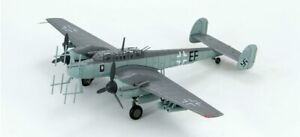 Hobby Master HA1803 1/72 Messerschmitt Bf-110G-4 IV Njg 1 G9 + Ef Schnaufer 1944