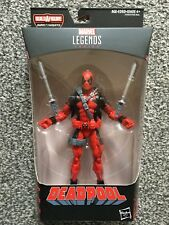 Marvel Legends Deadpool Wave 1 Sasquatch BAF Series DEADPOOL FIGURE