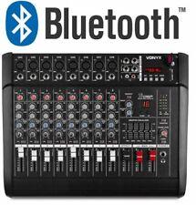 MIXER AUDIO AMPLIFICATO 1000W 8 canali CON EFFETTI FX DSP+ USB dj pianobar