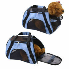 Pet Dog Cat Rabbit Portable Travel Carrier Tote Cage Bag Crate Kennel crossbody