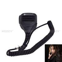 ORIGINAL Hombro Altavoz Mic 2pin Micrófono For Baofeng Puxing 777 Walkie Talkies