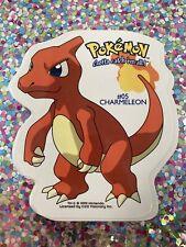 """New Listing�� Old Pokemon 1999 Charmeleon Sticker 4.5"""" Japan Anime Dinosaur Fire Monster �"""