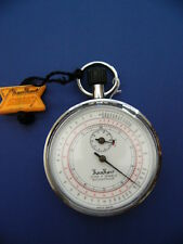 UNIQUE HANHART SCIENTIFIC CHRONOGRAPH STOPWATCH , VINTAGE AND ORIGINAL