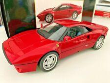 KK-Scale 1:18 Ferrari 288 GTO, rot (1984) OVP!