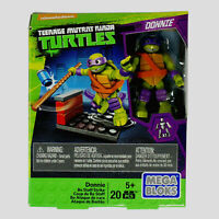 Mega Bloks Teenage Mutant Ninja Turtles Donnie Bo Staff Strike Building Playset
