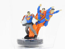 HEROCLIX SUPERMAN / WONDER WOMAN #049 Superman *Super Rare*