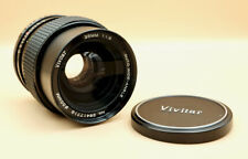 VIVITAR 35mm 1.9 Fast Wide Angle Lens for M42 fit with caps