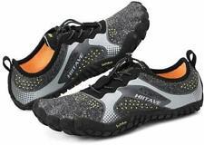 ALEADER hiitave Unisex Minimalist Trail Barefoot Runners Cross Trainers Sz. 10.5