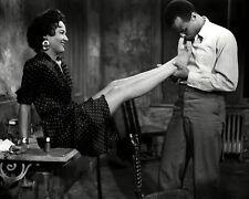 """DOROTHY DANDRIDGE AND HARRY BELAFONTE IN """"CARMEN JONES"""" - 8X10 PHOTO (OP-669)"""