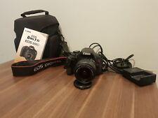 Canon EOS 600D 18.0MP - Nero (Kit con EF-S 18-55mm EF Lente)