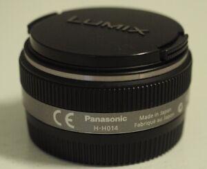 Panasonic Lumix H-H014 14mm F2.5 Lens