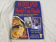 Very Rare Football item - Scotland World Cup Finals Book - 5 HUGE Autographs
