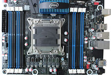 Intel DX79TO motherboard Intel X79 LGA2011 DDR3 SATAIII support core i7 USB3.0