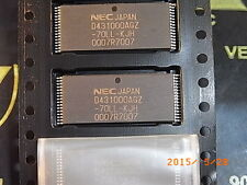 D431000AGZ-70LL-KJH µPD431000AGZ-70LL SRAM 1MB 128Kx8bit NEC TSOP-32