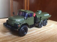 ZIL 131 fuel Soviet Truck  1:43 USSR car russian model 1/43  ЭЛЕКОН