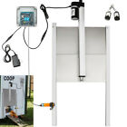 Heavy Duty Automatic Chicken Door Opener Kits With 2 Remote Controller USA Stock