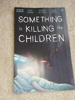 Boom Studios! Something is Killing the Children #9!  Near Mint+ 1st print.