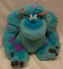 "Walt Disney Monsters Inc. NICE LARGE SULLEY 17"" Plush STUFFED ANIMAL"