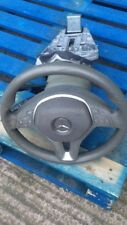 Mercedes E Class W207 Steering Wheel And Airbag