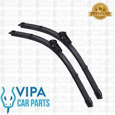 VW Beetle Hatchback MAR 2012 to JUL 2015 Windscreen Wiper Blades Kit