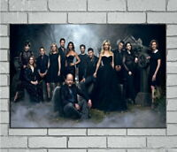144055 Buffy th Vampir Slayer Reunion TV Series Play in Print Poster Plakat