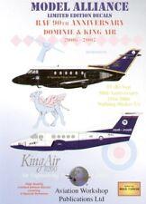Model Alliance 1/72 RAF 90th Anniversary Dominie and King Air # 729036